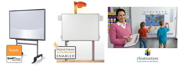 Any Interactive Whiteboard
